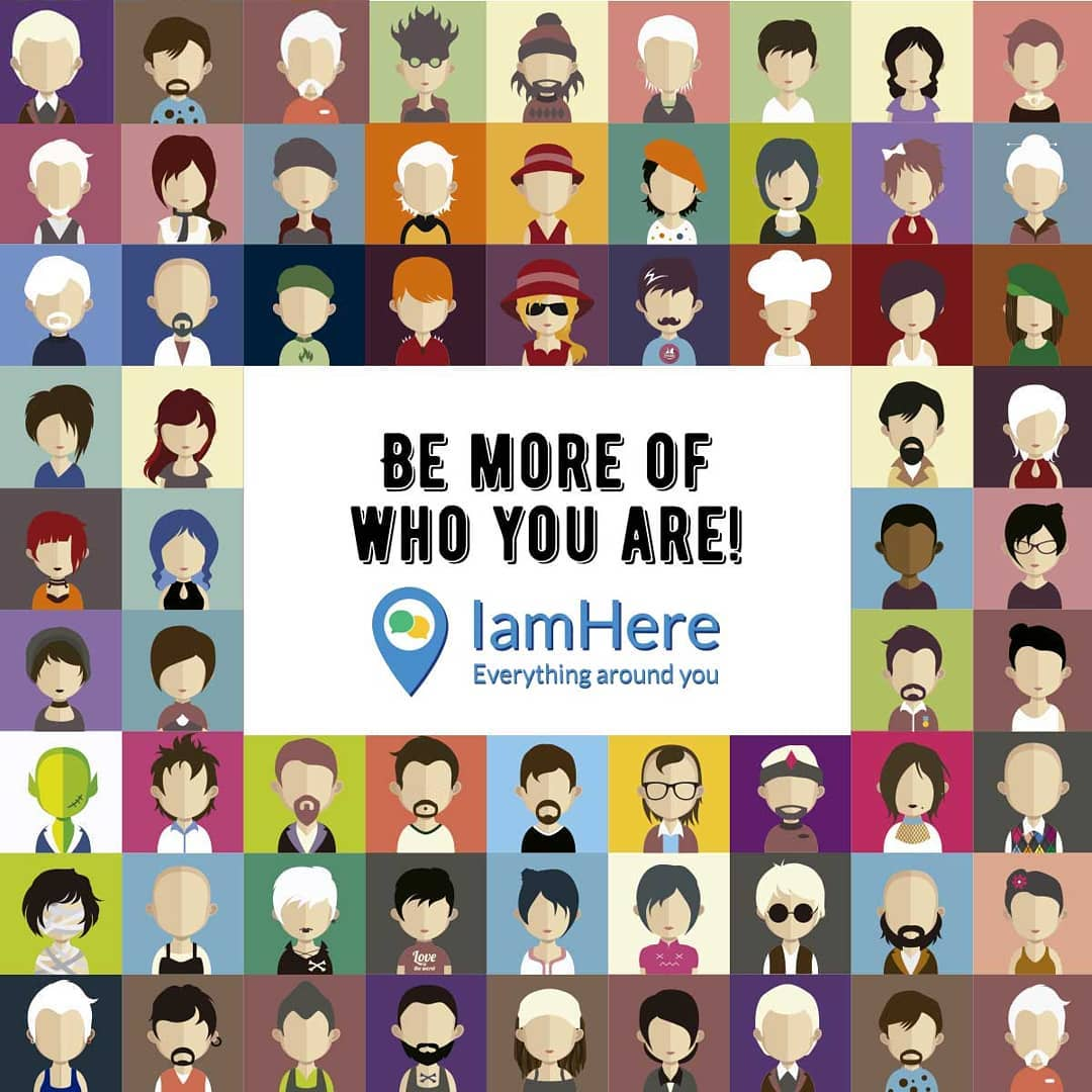 Discover everything around you - iamhere