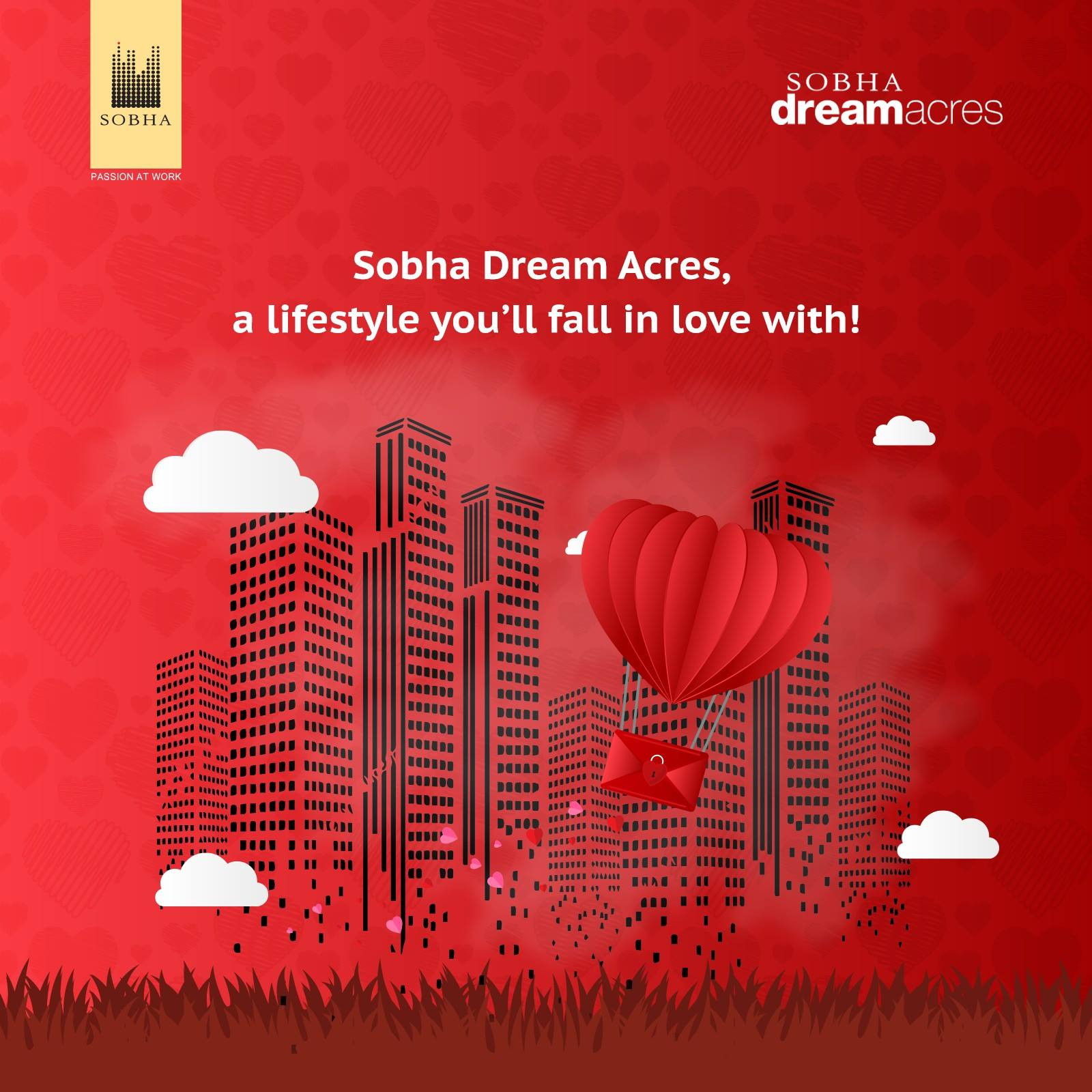Residential flats - Sobhadream acres